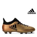 Adidas® Chuteiras X 17.3 FG Júnior - 38