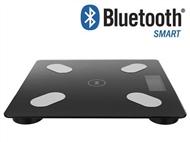 Balança Digital Inteligente com Medição de 8 Parâmetros, Bluetooth e 8 Memórias. PORTES INCLUÍDOS.