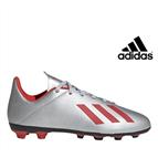 Adidas® Chuteiras X 19.4 FxG Silver - 35,5