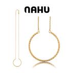 Colar Nahu Prata 925® Nan Sydney - G
