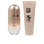 Conjunto de Perfume Mulher 212 VIP Rosé Carolina Herrera (2 pcs)