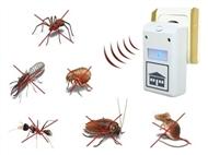 Repelente Elétrico. Afasta qualquer inseto ou roedor. PORTES INCLUÍDOS.