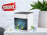 MEGA OFERTA: Climatizador Multifunções Portátil: Arrefece, Humidifica e Purifica o ambiente à sua vo