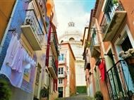 Lisboa Misteriosa e Antiga - Passeios Pedestres Diurnos para 1 ou 2 Pessoas com Guia.
