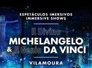Espectáculo Imersivo em Vilamoura:
