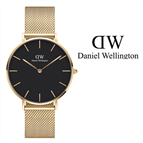 Daniel Wellington® Relógio Petite Evergold 36 mm - DW00100345