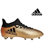 Adidas® Chuteiras X17.1 FG J - Tamanho 38