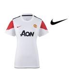 Nike® Camisola Manchester United Oficial Women   Tecnologia Dri-Fit - S