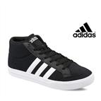 Adidas® Sapatilhas Vs Set Mid Black - Tamanho 40.5