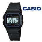 Relógio Casio® F91W-1YER Preto