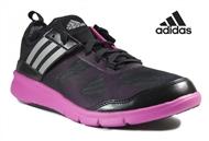 Adidas® Sapatilhas de Treino Niya Pretas e Rosa   Sola Fitfoam! - 40