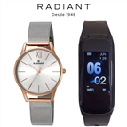 Pack Relógio Radiant® + Oferta Relogio Actividade RA438205T