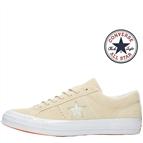 Converse® Sapatilhas One Star  OX  Vanilla Custard- Tamanho 42