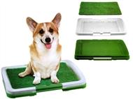 WC para Cães com Tapete de Relva Sintética. PORTES INCLUIDOS.