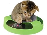 """Brinquedo para Gatos """"Apanha o Rato"""". PORTES INCLUIDOS."""