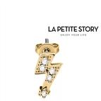 La Petit Story® Brinco Individual - LPS02ARQ01 - Com Caixa e Saco Oferta