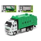 Camião de Lixo (25 x 12 cm)