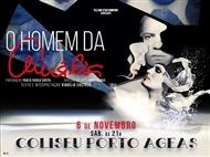 """Coliseu do PORTO: Espetáculo """"O Homem da Amália"""" com Virgílio Castelo."""