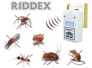 Repelente Elétrico RIDDEX. Afasta qualquer inseto ou roedor. PORTES INCLUÍDOS.
