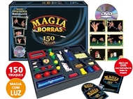 MAGIA BORRAS de 150 TRUQUES + DVD: Seja o Rei da Magia com Truques Espectaculares