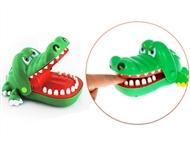 Jogo Crocodilo Dentista. Somos o dentista e o paciente é um crocodilo! PORTES INCLUÍDOS.