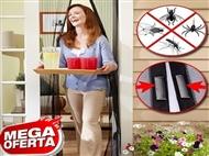 Cortina Magnética Anti-Insectos. A solução que procurava para a sua casa. PORTES INCLUÍDOS.