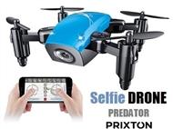 Drone SELFIE Predator com Câmara WIFI. Ideal para fotos e fácil de comandar