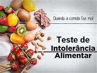 Testes de Intolerância Alimentar na GFire Natura em Vila Nova de Gaia.