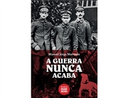 100 Anos da Grande Guerra: Agora pode ter a coleção completa dos 6 livros sem esperas.