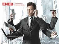Mestrado Online em Project Management da Escola de Negócios Europeia de Barcelona.