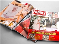 Crie a Sua Própria Revista de 20 Páginas e Capa Personalizada com Fotografias, Imagens ou Frases