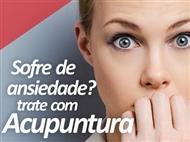 1 ou 2 Sessões de ACUPUNTURA ANTI-ANSIEDADE e STRESS + Consulta de Diagnóstico em Lisboa