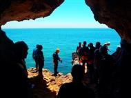 Actividades na Natureza: COASTEERING na Zona Costeira da Serra da Arrábida para 1,2 ou 4 Pessoas