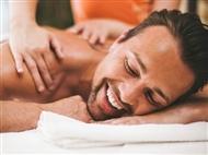 Massagem de Relaxamento ou Terapêutica na GET IT Clinic no Cacém. Sinta-se Bem.