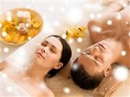 Massagem de Relaxamento com Champi e Reflexologia ao Corpo Inteiro com Essências + Ritual de Chá