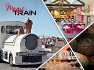 MAGIC TRAIN: Comboio Turístico + Visita às Caves Real Companhia Velha.
