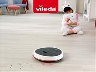 Robot Aspirador VR102 da VILEDA. VER VIDEO. PORTES INCLUIDOS.