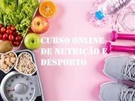 Curso Online de Nutrição e Desporto com a Sociedade Digital | E-Learning 60 Dias.