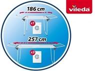 Estendal Extensível Infinity da VILEDA. Permite estender até 27 m de roupa. PORTES INCLUIDOS.