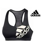 Adidas® Sutiã De Desporto High Support Preto | Tecnologia Climacool® - XXS