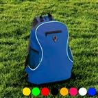 Mochila Multiusos com Saída para Auriculares   Disponível em 8 Cores! - Azul