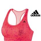 Adidas® Sutiã de Desporto Ais Ribbed Infinite Series   Tecnologia Climacool® - XXS