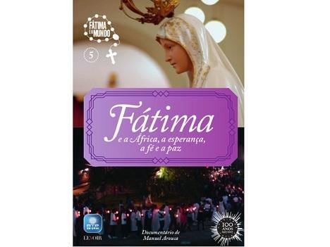 Receba o 5º volume da coleção de DVDs sobre Fátima. Exclusivo para assinantes