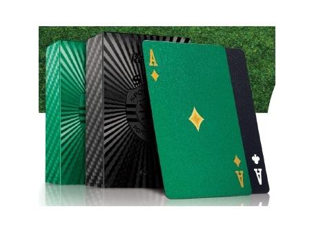 Baralhos de Cartas Sporting: uma nova edição em verde e preto para os maiores fãs!