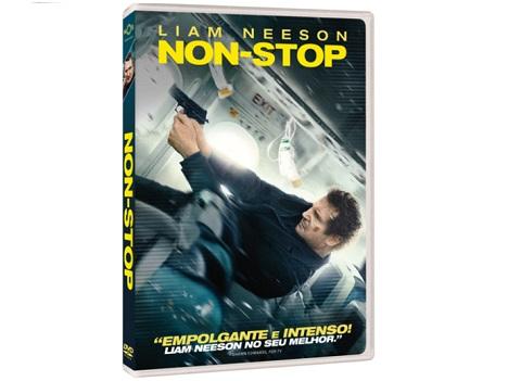 Ganhe o DVD do filme Non-Stop que tem Liam Neeson como estrela.
