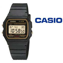 Relógio Casio® F-91WG-9QEF por 25.08€ PORTES INCLUÍDOS