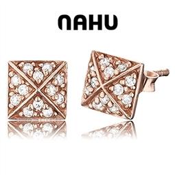 NAHU - Brincos Prata Nahu® Nae Lisboa - R