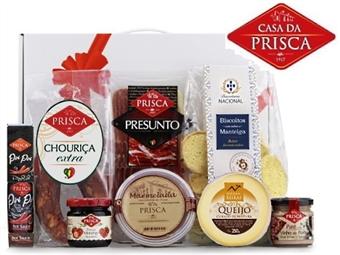 Cabaz Twenties - The 1st CASA da PRISCA Composto por 8 Deliciosos Ingredientes por 22€. PORTES INCLUÍDOS.