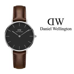 Daniel Wellington® Relógio Classic Petite Bristol 32 mm - DW00100177 por 82.50€ PORTES INCLUÍDOS