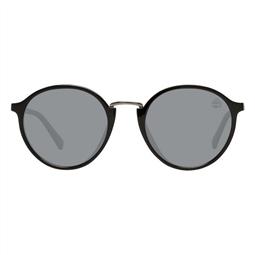 Óculos escuros masculinoas Timberland TB9160-5101D Preto Smoke Gradient (ø 51 mm)